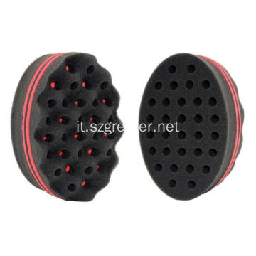 Magic Twist hair brush sponge Per uomo
