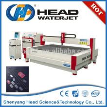 Few secondary operation need water jet cut monel alloy cutting machine
