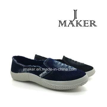Amrican Style Hot Sale Fashion Denim Shoes Jm2070