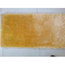 Stretch Textured Yarn and 1200d Silk Shaggy Carpet