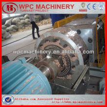 WPC granulación de la línea de producción de gránulos de la máquina / WPC / plástico de madera wpc línea de pelletización