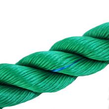 corde de ligne de filet de pêche haute densité en polyéthylène en nylon