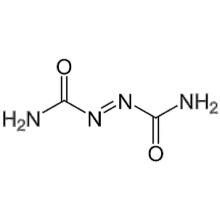 azodicarbonamide in yoga mats