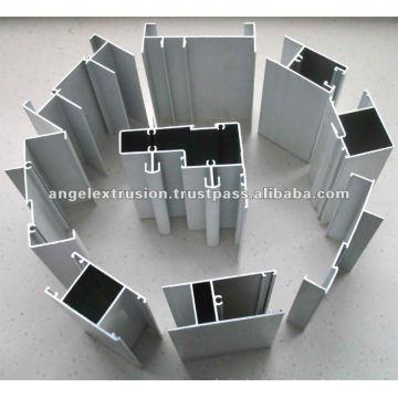 Perfil de aluminio para marco de Windows