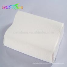 Ropa de hotel / almohada de hotel de alta densidad almohada de espuma de memoria 5 / rallada / almohada de bambú