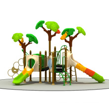Best Selling Ce Certificado Plástico Comercial Kids Outdoor Playground