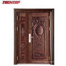 TPS-103sm New Style Cheap Security Exterior Steel Door