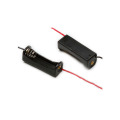 FBCB1164 12v  battery holder with wire leads