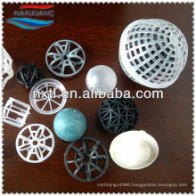 Suspended polypropylene float ball&Bio Filler ball For Wastewater Treatment