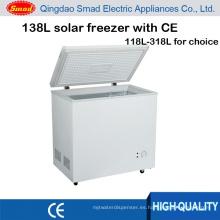 congelador de energía solar