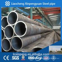 Производство и экспорт высокая точность sch40 бесшовные трубы из углеродистой стали горячекатаные