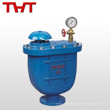 Válvula de colector de liberación de aire automática de operación conveniente