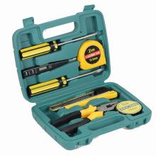 Kit d'outils à main, kit d'outils de réparation Kit d'outils à main de ménage Kit d'outils de cadeau Kit de boîte à outils à main