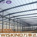 Construção industrial da estrutura de aço de China pré-fabricada
