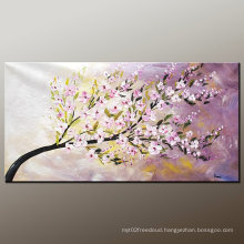 Hand-Painted Modern Wall Decor Canvas Art Oil Painting