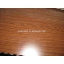 melamine MDF board/waterproof mdf board/medium density fibre board