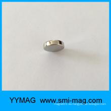 Disco neodimio redondo Imán permanente N35 D12.7x3.18mm