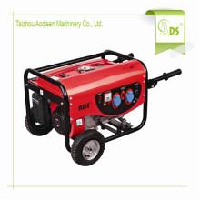 Generador portable de la gasolina de la energía del motor de Honda 1.5kw-7kw