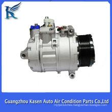 pv8 car ac denso 7SEU17C compressor for mercedes benz