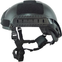 Palanca de NIJ Iiia aramida casco a prueba de balas