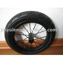 12x1.75 rueda de la bici para niño