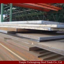 Fornecedor de qualidade !!! Preço de custo de fábrica Q235A MS chapa de aço / chapa de aço