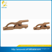 earth grounding cable clamps