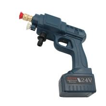 Portable Electric Battery Handheld Wireless Car Wash Washing Machine Water Gun Cordless Brushless High Pressure Car Washer Gun