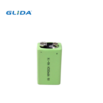 Batterie prismatique Ni-MH F6 750mAh