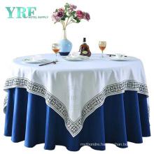 OEM Luxury Flower Table Cloth