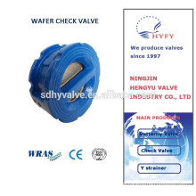 cast iron dual plate check valve