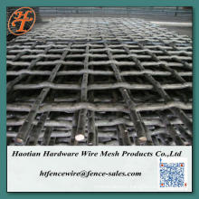 Anping Factory Price Stainless Steel Woven Crimped Wire Mesh
