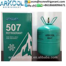 Hochwertiges Kältemittel r507