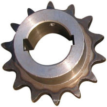 Customized Casting Machining Sprocket Gear with Steel