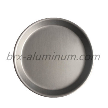 Hard anodized aluminum alloy kitchen ware