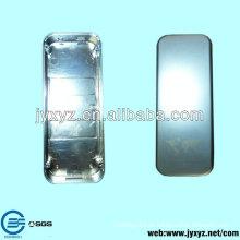 carcaça de alumínio