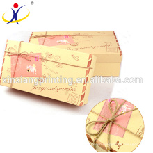 Customized Size! Retail Durable Brown Kraft Paper Gift Boxes Soap Boxes Kraft Paper