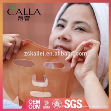Maßgeschneiderte Schokoladenmaske für die tiefe Pflege der Haut