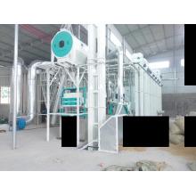 Prix de 2 tonnes par heure automatique usine de moulin à riz