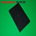 Schwarze Polycarbonat PC Kunststofffolie