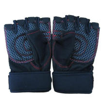 Cross Fit Training Workout Gloves Unisex Lifting Glove Protection WOD Weightlifting Maximum Grip With Extra Wrist