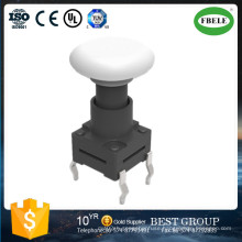 6*6 Waterproof Switch with High Temperature Resistant Cap Touch Touch Switch (FBELE)
