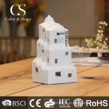 Lámpara de mesa llevada casa caliente de la luz del cuidado de ojo del precio de fábrica