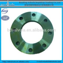 JIS Carbon steel pipe flange standard jis 20k flange