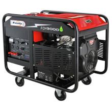 10 кВт генератор Бензиновый Бензиновый с двухцилиндровый Двигатель V