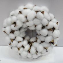 D30cm Vente en gros de courroie de coton à la main Christmas Decoration Craft