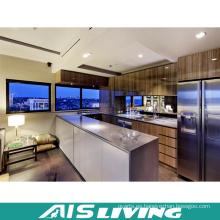 Armarios de cocina UV de alto brillo para el apartamento (AIS-K375)
