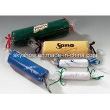 Toalla del telar jacquar customed con bolsa (SST0369)