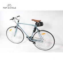 26 inch fashion design single speed ebike electrical bicycle for adult