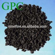 Low nitrogen 200pp graphite petroleum coke carbon raiser